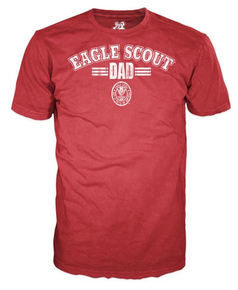 Eagle Scout Dad T-Shirt Eagle Court of Honor Scout Dad Shirt | Etsy