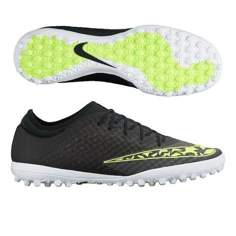 d7e7352c4 Nike Elastico Finale III TF Turf Soccer Shoes (Midnight Fog Black White Volt)  sports medicine
