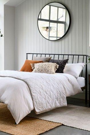 Irvine Bed In 2020 Bed Furniture Bed Frames Uk Bedroom