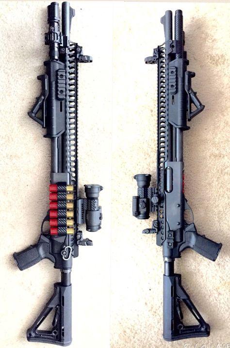Remington 870 Express Tactical/Mesa Tactical/Magpul.