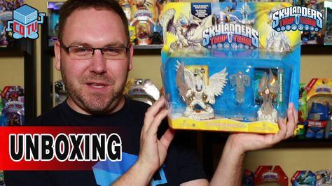 Skylanders Trap Team LIGHT Element Expansion Unboxing #skylanders #toys #videogame #collecting