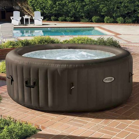 Spa Gonflable Intex Pure Spa Jets 4 Places Spa Gonflable