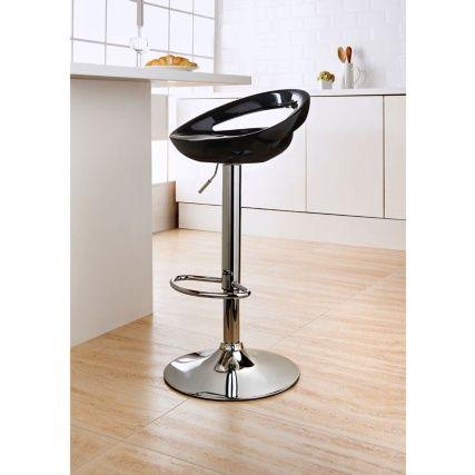 Sensational Mason Barstool Black Kitchen Barstools Bm Stores Machost Co Dining Chair Design Ideas Machostcouk