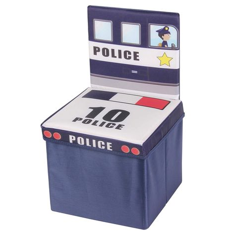 Spielzeug Aufbewahrungsbox große Kids Kinder Sitz Hocker Ice