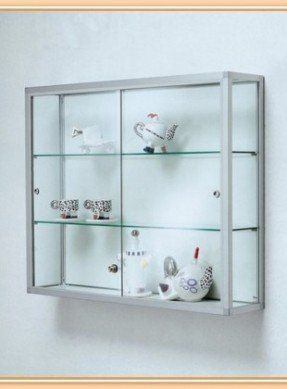 Glass Wall Mounted Cabinets Ideas On Foter Wall Mounted Cabinet Wall Display Cabinet Glass Cabinets Display Wall mounted display cabinets with glass doors