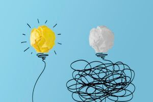 How To Avoid A Half Baked Idea Writers Helping Writers Writing Crafts Controlling Ideas Creative