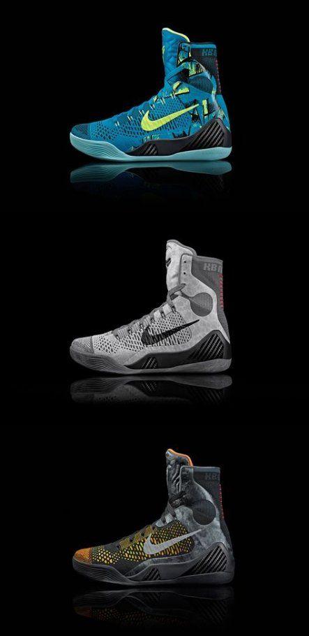 Nike Kobe 9 Elite 'Marvel Avengers' Concept Hooped Up