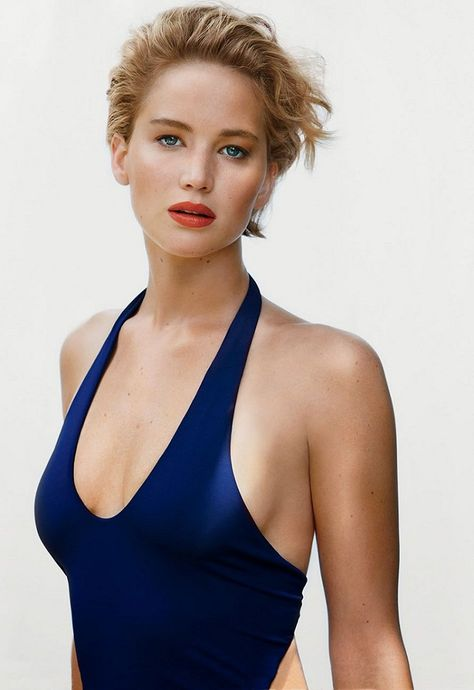 Jennifer Lawrence photographed by Patrick Demarchelier for Vanity Fair November 2014