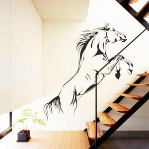 Mural De Caballo Para La Pared Arte De Pared De Vinilo Decoraciones De Caballos Arte De Pared
