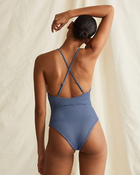 Details about  /CHEX Ladies Girls Bali Scoop Back Swimming Costume Swim Suit Polyamid Elastane