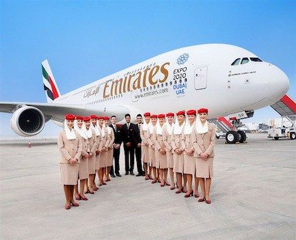 United Arab Emirates Emirates Airline Aims High With Vertical