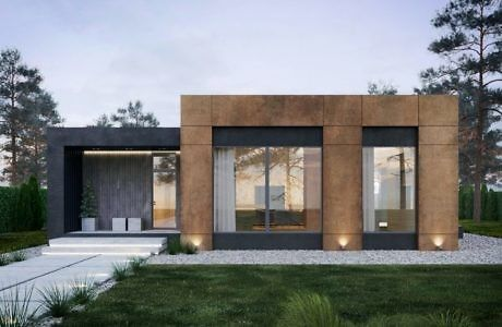 Design Facade House