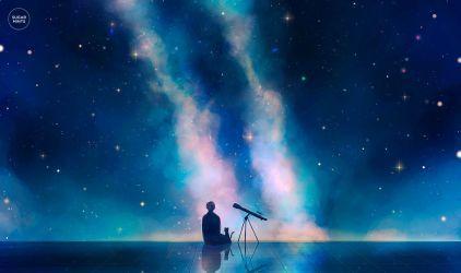 Serendipity By Sugarmints Galaxy Poster Jimin Wallpaper Jimin Fanart