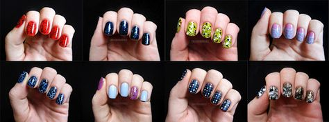 Chalkboard Nails: Nail Photography Basics (Part II)