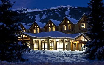 Stay at the Aava Whistler Hotel in the heart of Whistler Ski Area.  Our guests rated it highly!