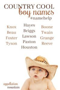 Country cool boy names country baby girl names, cute baby boy names, southern baby Country Baby Girl Names, Country Babys, Trendy Baby Boy Names, Baby Girl Names Spanish, Cool Boy Names, Baby Names Short, Southern Baby Names, Names Girl, Cute Baby Names
