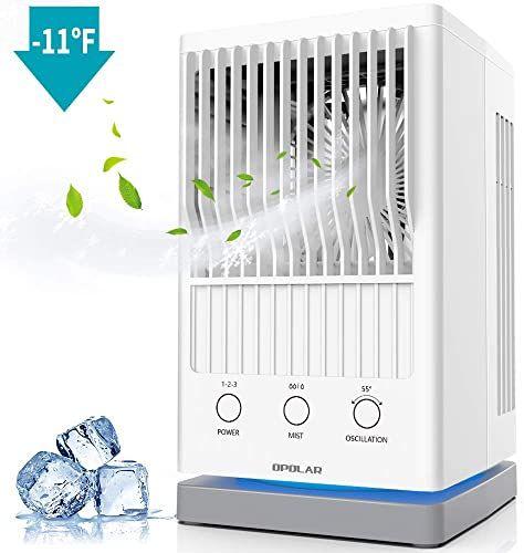 New Be1 2019 New Mini Personal Air Conditioner Fan Evaporative