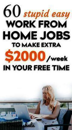 Home Business Ideas Options Either Work From Home Part Time