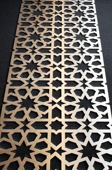 Price Of Aluminum Arabic Mashrabiya Sheet Moroccan Wall Stencils Stencils Wall Moroccan Design