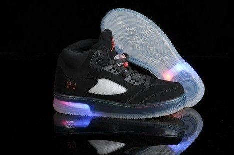 light up jordan sneakers