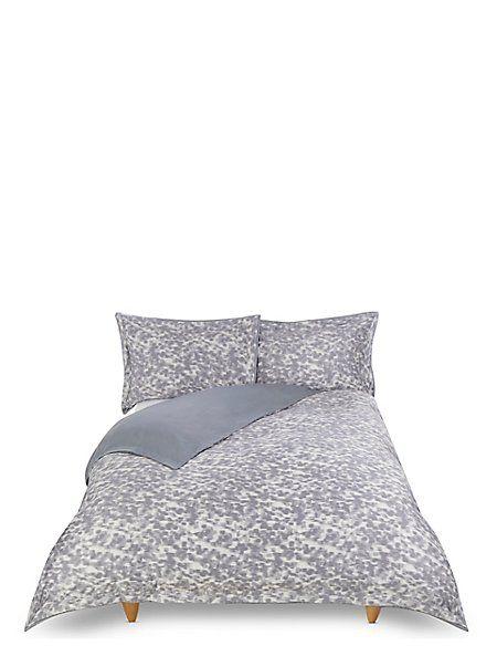 Smudge Print Bedding Set M S Print Bedding Bedding Set Bed