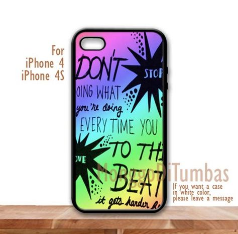 5 Seconds of Summer quotes 7 For iPhone 4, iPhone 4s cases