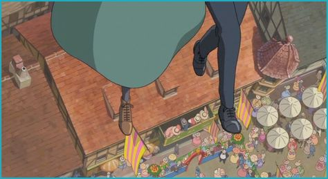 Howl S Moving Castle ハウルの動く城 哈爾移動城堡 Howl No Ugoku Shiro The Movie Hayao Ghibli 50 ハウルの動く城 ハウル ジブリ