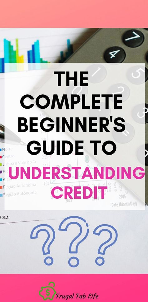 Learn what a credit score is, how to find out your credit score, how you can improve your credit score, tips for avoiding debt, what to look for when applying for your first credit card, what makes a good or bad credit card and MORE in this complete beginner's guide to understanding credit!