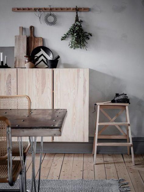 Ikea Hack Que Faire Avec Les Caissons En Bois Ivar Caisson