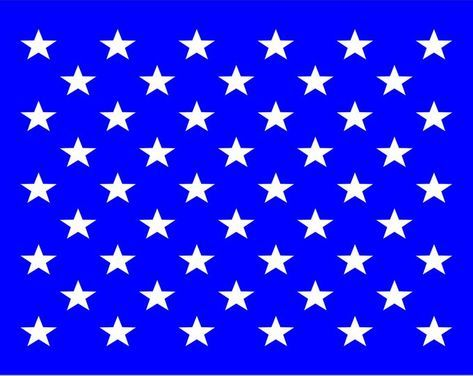 50 Stars Us Flag Reusable Stencil Available In 23sizes Star Stencil American Flag Wood Flag