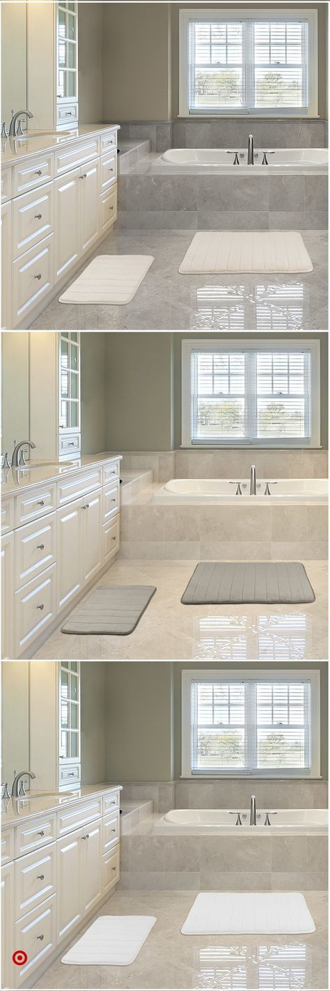 Shop Target For Bath Mat Set You Will Love At Great Low Prices Free Shipping On Orders Of 35 Or Bathroom Remodel Master Modern Bathroom Dream Bathrooms