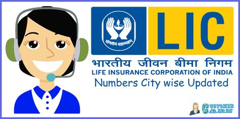 Looking For Lic Customer Care Contact Details Simply Have A Look