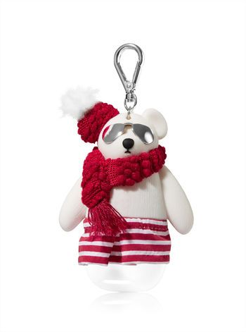 Fashion Bear Pocketbac Holder Bath And Body Works Bath And