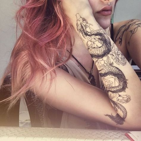 100 Best Haku Tattoo Inspo Images In 2020 Well Thought Out Tattoos Dragon Tattoo