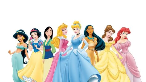This Photo Of All The Disney Princesses Lounging In PJs Is The Best Thing You'll See Today