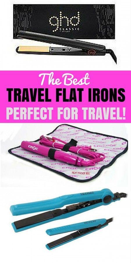 Best Travel Flat Irons Travel Straightener Reviews Travel Hairstyles Flat Iron Reviews Travel Reviews