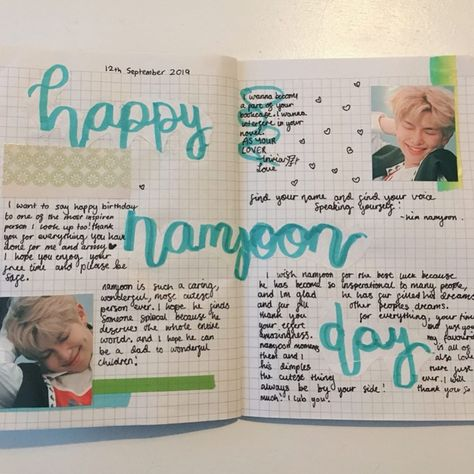 120919; happy birthday dimples 🥺💗 • • • • #kpop #kpopjournal #kpopjournaling #kpopmemes #kpopfanart #btsjournal #bts #idol #celebrity #bulletjournal #bullets #bullet #bujojournal #kpop #bujolove #handlettering #penlettering #study #studygram#gainparty #study#colab#playlist#kpopcollector#kpopcollection#btsatwembley_d2#happynamjoonday