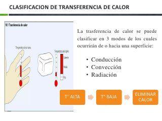 Biofisica De La Termorregulacion Calor Y Temperatura Transferencia De Calor Calor