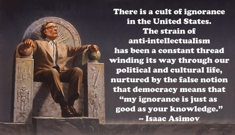 Isaac Asimov Words Of Wisdom With Images Isaac Asimov