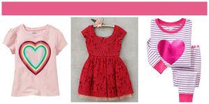 9 ideas para #vestir a los pequeños en San Valentín @bclatino #enamorados