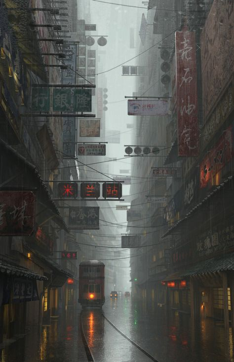 Discover recipes, home ideas, style inspiration and other ideas to try. Cyberpunk City, Cyberpunk Aesthetic, Aesthetic Japan, City Aesthetic, City Wallpaper, Scenery Wallpaper, Aesthetic Backgrounds, Aesthetic Wallpapers, Arte 8 Bits