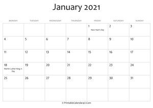 Printable Calendar January 2021 With Holidays Calendar 2021 Uk With Bank Holidays Excel Pdf Word T In 2020 Printable Calendar Design Calendar Design Holiday Calendar