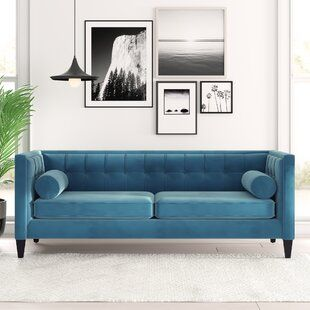 Modern Sofas Sectionals Sale Allmodern Cool Couches Sofa