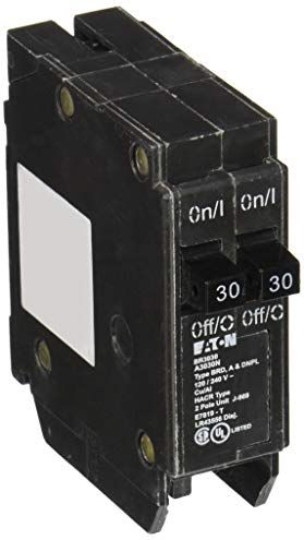 Eaton Corporation Br3030 Single Pole Tandem Circuit Breaker 120v 2 30 Amp Review Tandem Eaton Corporation Breakers