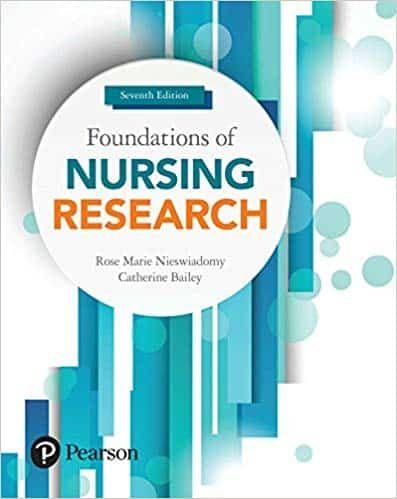 Foundations Of Nursing Research 7th Edition Ebook Cst Nursing Research Nurse Medical Studies