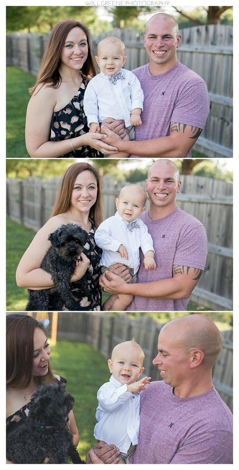 Jameson's one year session and cake smash, Smithfield NC, Will Greene Photography