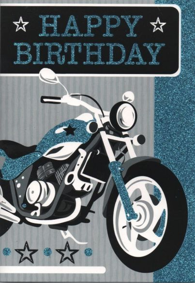 Birthday Motorcycle Meme : birthday, motorcycle, Herzlichen, Glückwunsch, Happy, Birthday, Motorcycle,, Biker