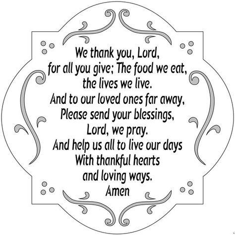 Best Thanksgiving Dinner Prayers For Kids