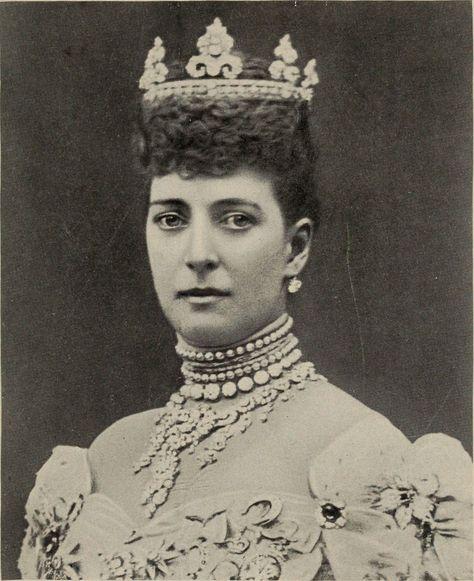 danish OTMA's great-aunt, Princess...