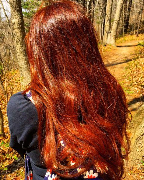 Henna bei grauen haaren